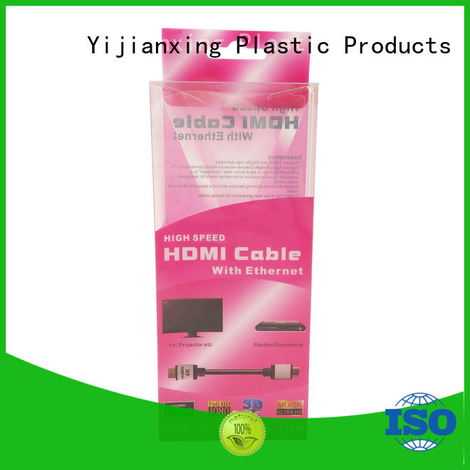 Yijianxing Plastic Products clear plastic box packaging order now for cups