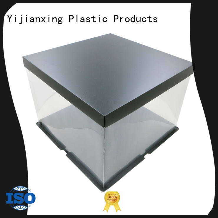 Yijianxing Plastic Products good-package plastic box packaging Certified for decor