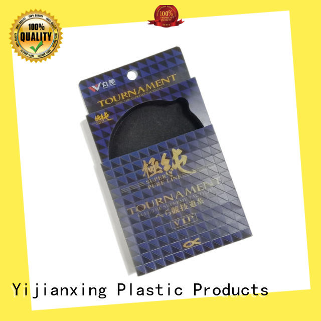 Yijianxing Plastic Products boxcontainer pet rectangle container package by Chinese manufaturer for product packaging