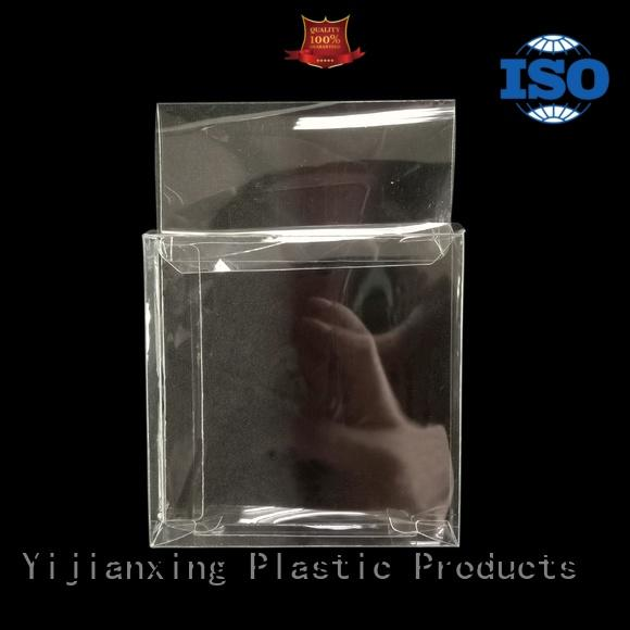 Yijianxing Plastic Products newly pvc transparent box at discount for gift
