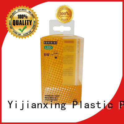 Yijianxing Plastic Products outside plastic box packaging Certified for decor