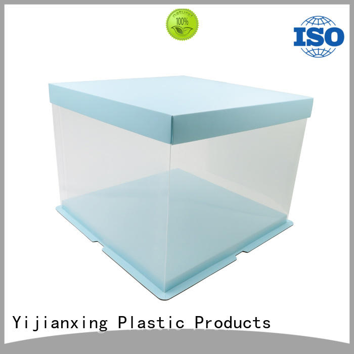 superior plastic box packaging panel at discount for food