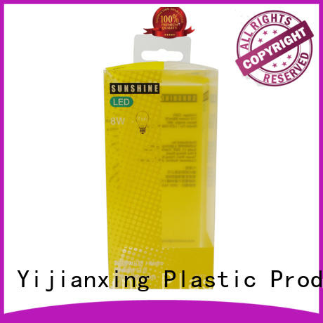 Yijianxing Plastic Products inexpensive plastic box packaging for wholesale for gifts