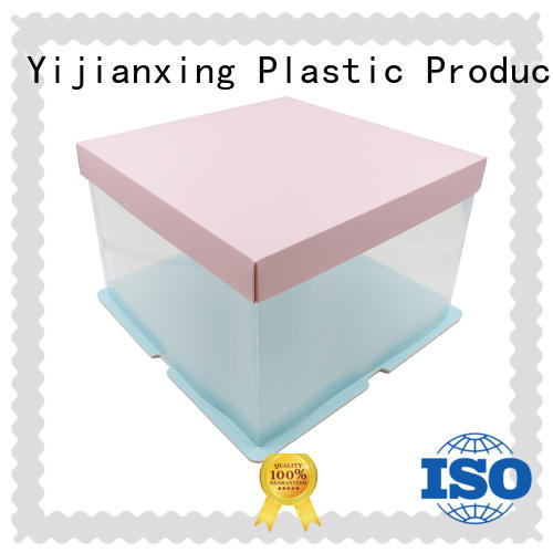 inexpensive plastic box packaging skin long-term-use for packing