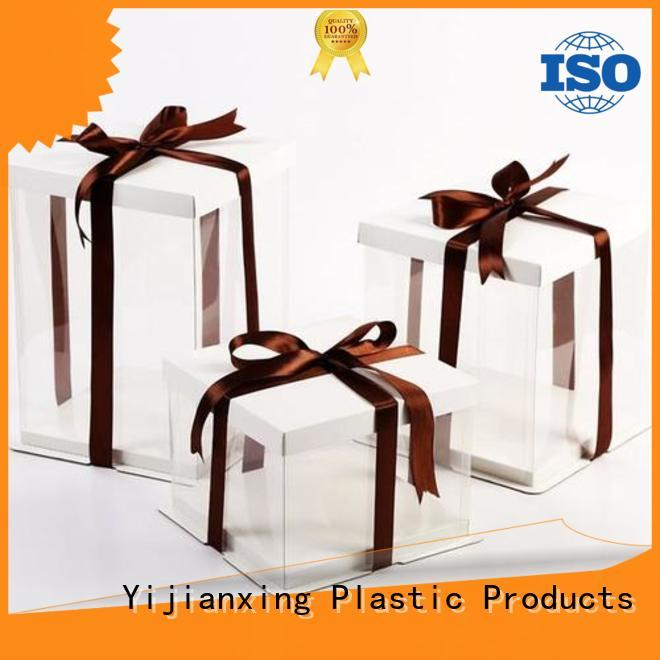 retail bakery packaging supplies shape for wholesale for protective case