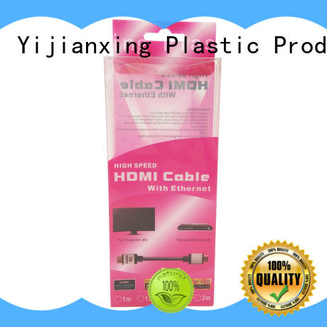Yijianxing Plastic Products quality plastic box packaging check now for food