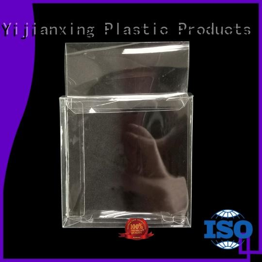 Yijianxing Plastic Products pet plastic box packaging Certified for packing