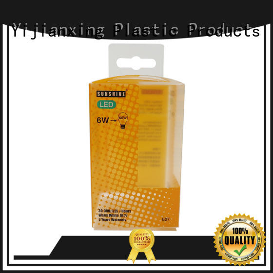Yijianxing Plastic Products blister clear pvc boxes wholesale at discount for cups