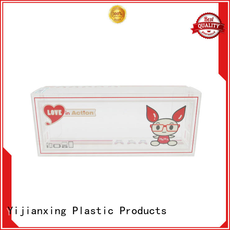 Yijianxing Plastic Products care plastic packaging manufacturer for wholesale for gifts