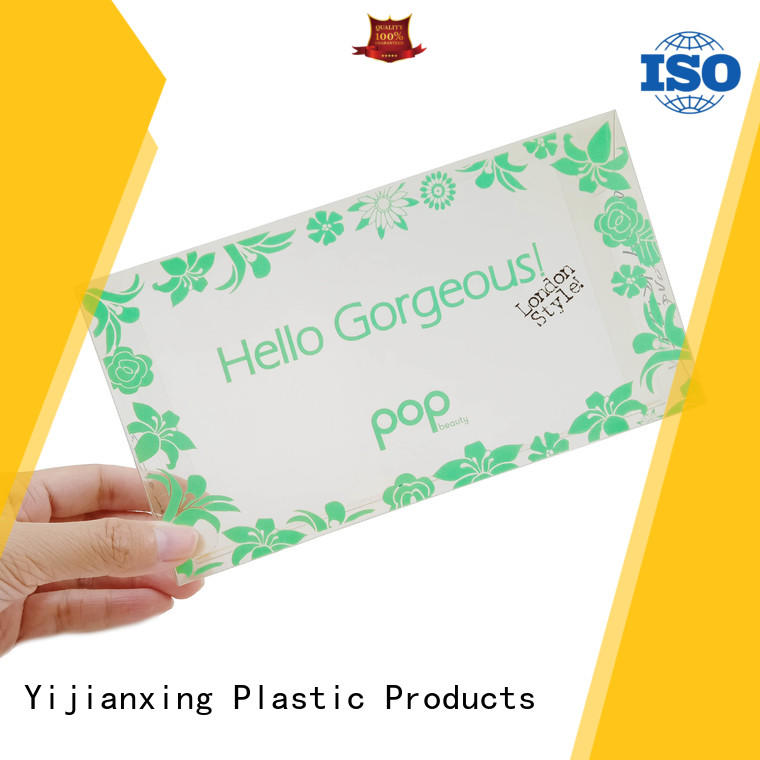 Yijianxing Plastic Products carton clear box packaging bulk production for gifts