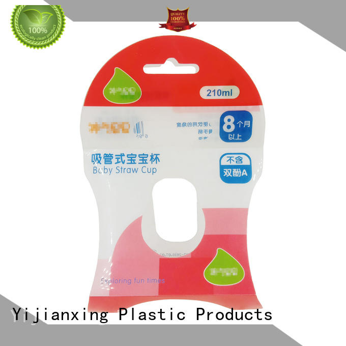 food plastic packaging manufacturer at discount for decor Yijianxing Plastic Products