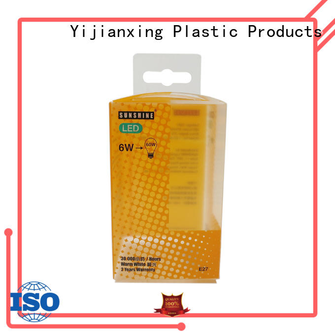Yijianxing Plastic Products superior pvc packaging whanger for candy