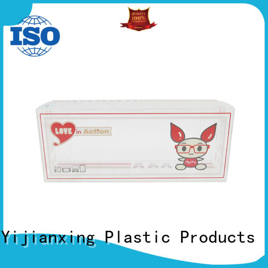 toys plastic box packaging long-term-use for packing Yijianxing Plastic Products