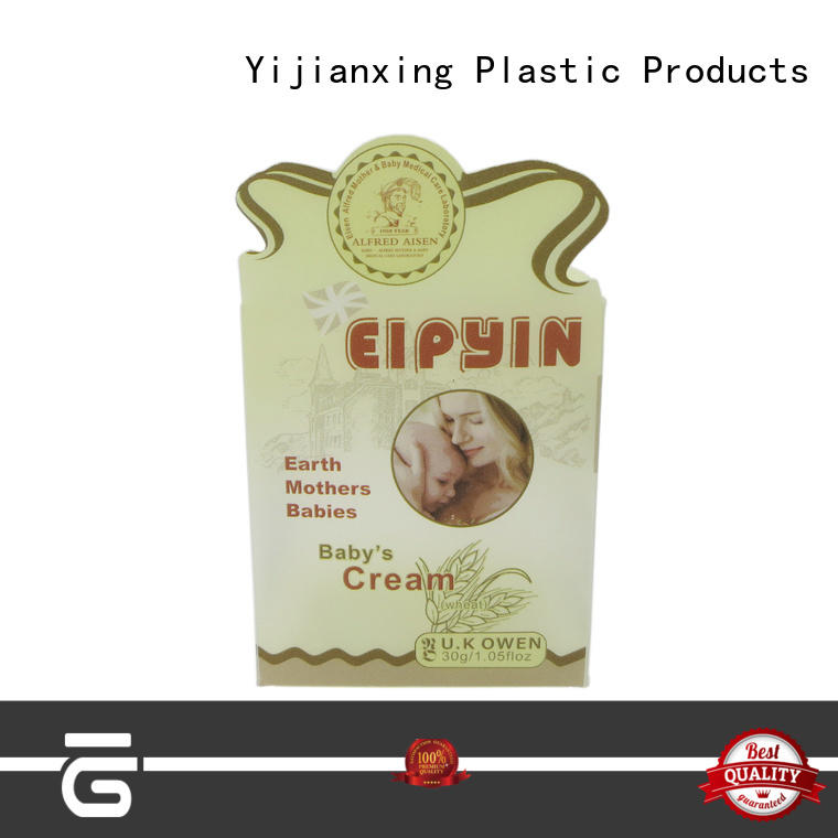 Yijianxing Plastic Products newly pvc packaging product for gifts