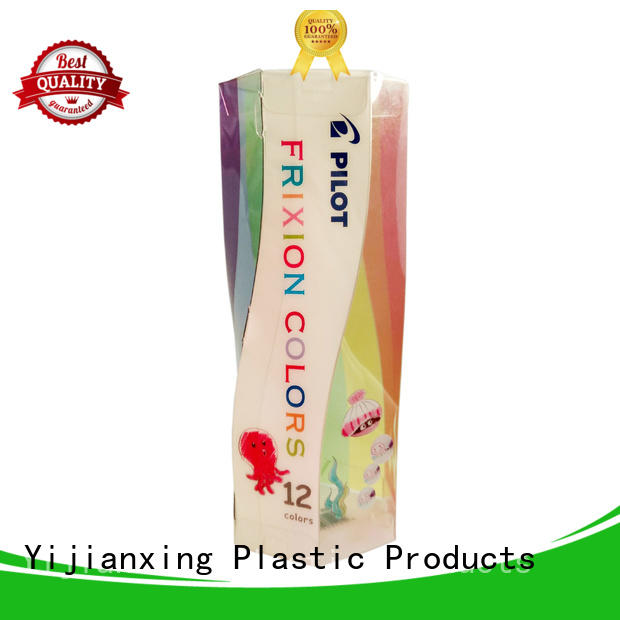 Yijianxing Plastic Products reasonable plastic packaging manufacturer free design for gifts