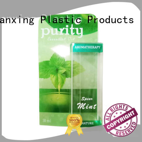 pvc packaging display for packing Yijianxing Plastic Products