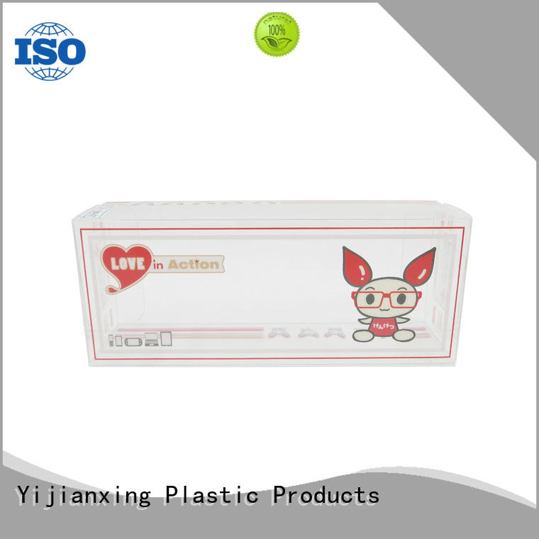 Yijianxing Plastic Products tackles plastic box packaging Certified for packing
