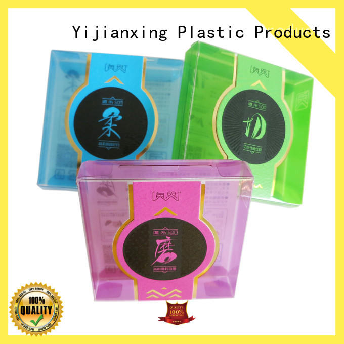 Yijianxing Plastic Products fishing plastic packaging manufacturer free design for cups