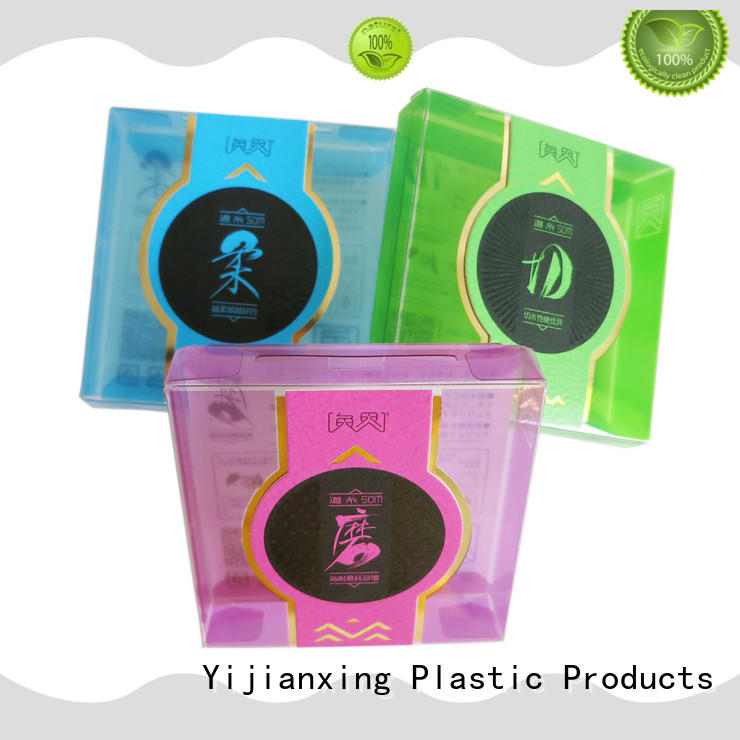 retail plastic box packaging retail for wholesale for food