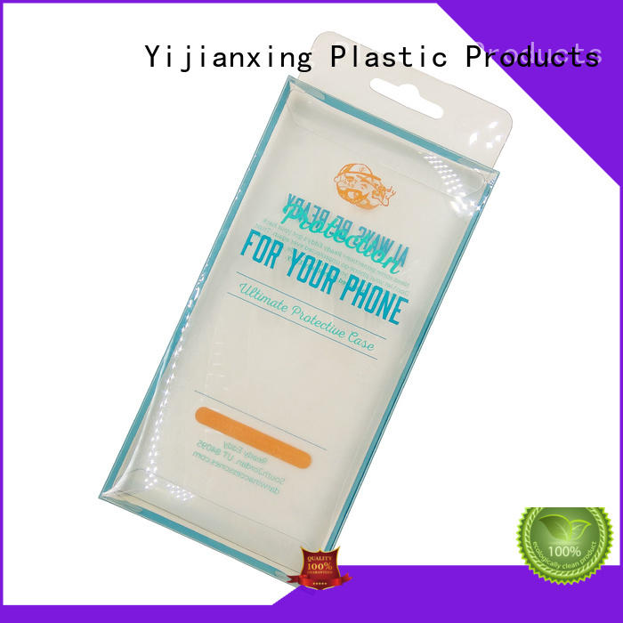 plastic box packaging combination for candy Yijianxing Plastic Products