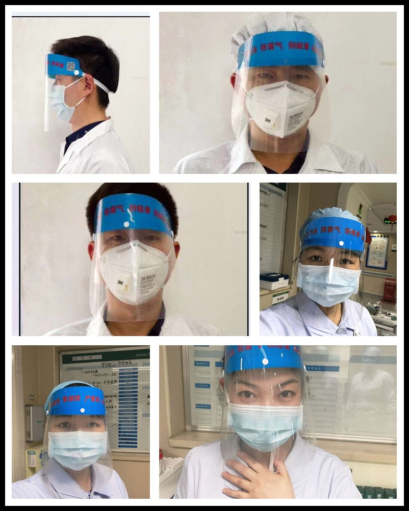 Yijianxing Plastic Products protective mask wholesale for importer-8