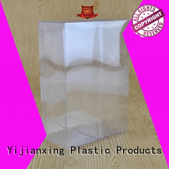 handle plastic box packaging for wholesale for packing