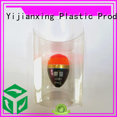 clear packaging without tab pillow Yijianxing Plastic Products Brand pvc packaging