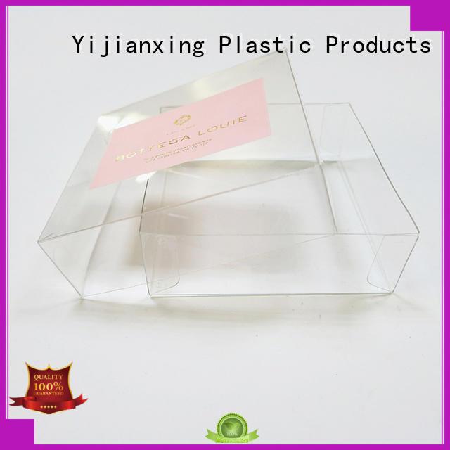 Hot bottle custom plastic packaging large Yijianxing Plastic Products Brand