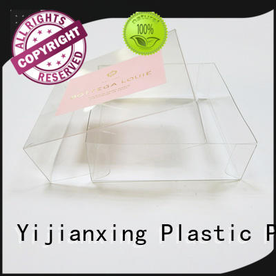 Yijianxing Plastic Products shape plastic box for food packaging long-term-use for product packaging