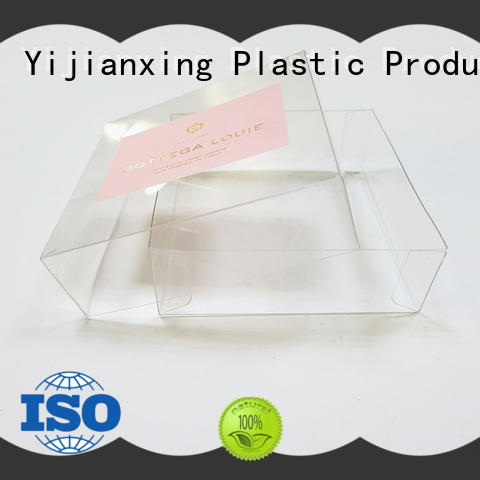 Yijianxing Plastic Products stamping clear food packaging for wholesale for product packaging