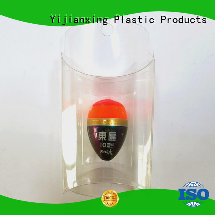 Yijianxing Plastic Products superior clear pvc plastic boxes widely-use for food