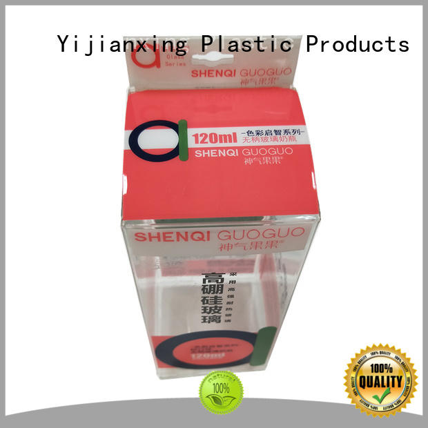 safe polypropylene food packaging with cheap price for gifts Yijianxing Plastic Products