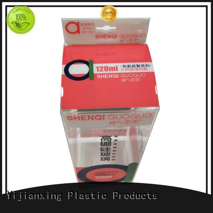 Yijianxing Plastic Products Brand sanitary box polypropylene food packaging