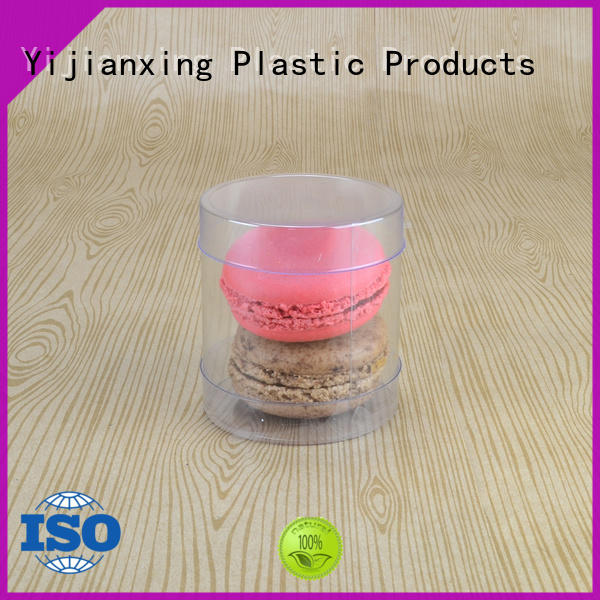 Yijianxing Plastic Products superior biodegradable plastic tube packaging for-sale for chocolate