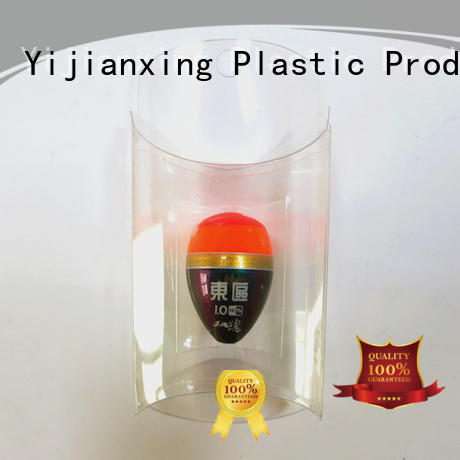 Yijianxing Plastic Products Brand plastic lid accessories clear packaging box