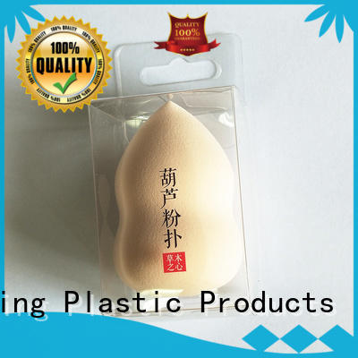 nipple clear pvc plastic boxes lip for gift Yijianxing Plastic Products